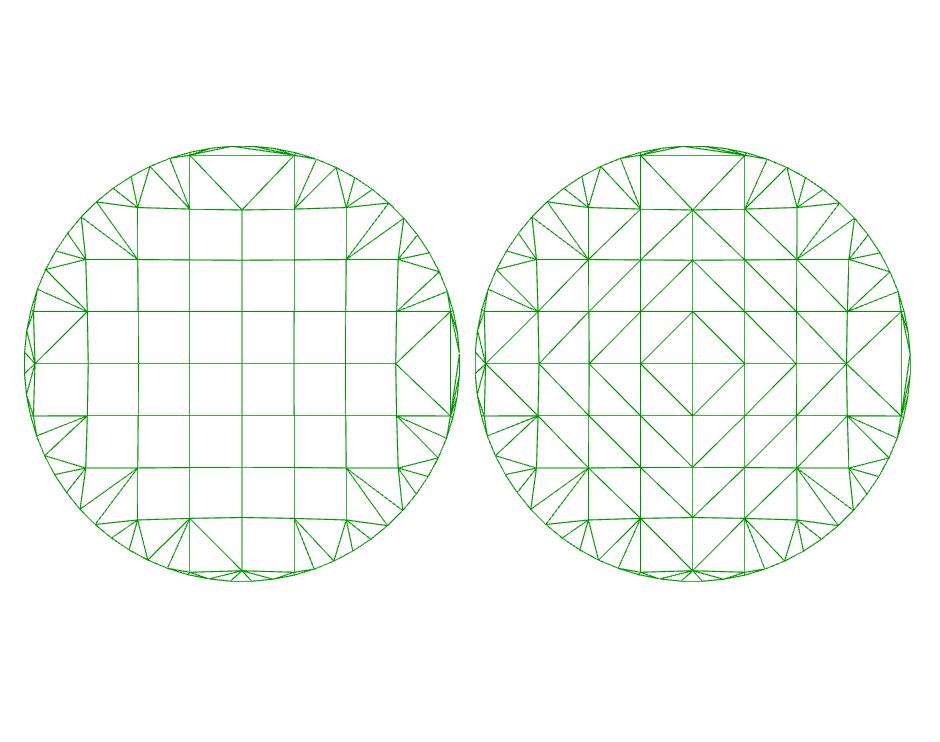 triangulate mesh