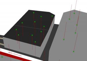 Grasshopper mesh vector orientation problem on buildings