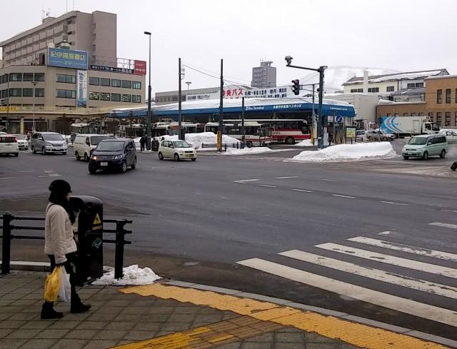 Otaru bus station