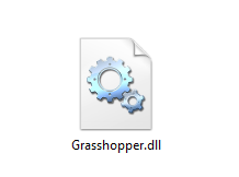 grasshopper dll icon