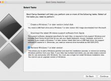 Boot camp remove windows installation option